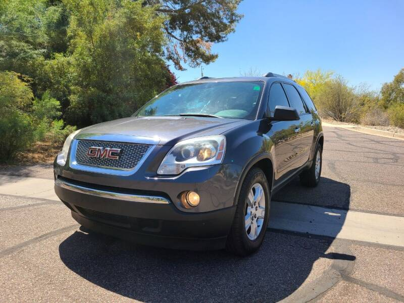 2012 GMC Acadia for sale at BUY RIGHT AUTO SALES in Phoenix AZ