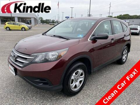2013 Honda CR-V for sale at Kindle Auto Plaza in Cape May Court House NJ