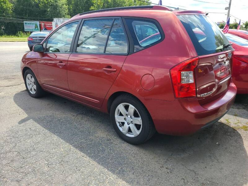 2007 Kia Rondo for sale at Budget Auto Sales & Services in Havre De Grace MD