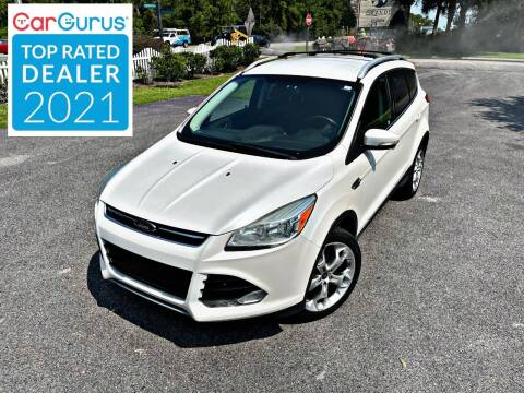 2014 Ford Escape for sale at Brothers Auto Sales of Conway in Conway SC
