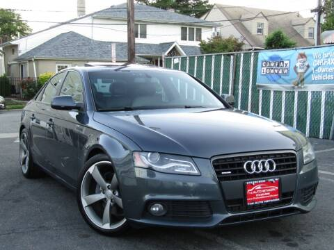 2011 Audi A4 for sale at The Auto Network in Lodi NJ