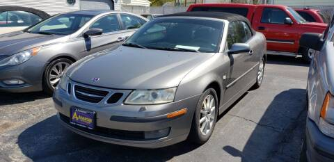 2004 Saab 9-3 for sale at Advantage Auto Sales & Imports Inc in Loves Park IL