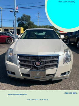 2008 Cadillac CTS for sale at R&R Car Company in Mount Clemens MI