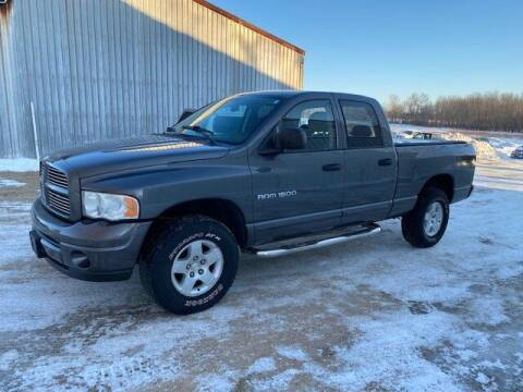 2004 Dodge Ram Pickup 1500 for sale at Dave's Auto & Truck in Campbellsport WI