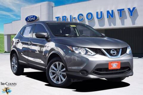 2018 Nissan Rogue Sport for sale at TRI-COUNTY FORD in Mabank TX
