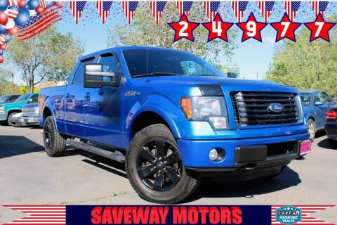 2012 Ford F-150 for sale at Saveway Motors in Reno NV