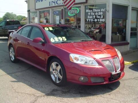 2008 Pontiac G6 for sale at G & L Auto Sales Inc in Roseville MI
