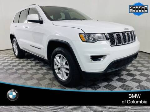 2018 Jeep Grand Cherokee for sale at Preowned of Columbia in Columbia MO