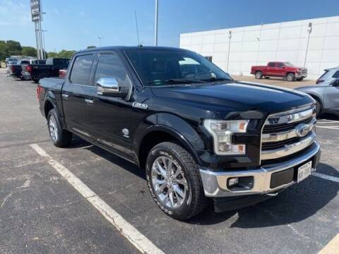 2017 Ford F-150 for sale at Jerry's Buick GMC in Weatherford TX
