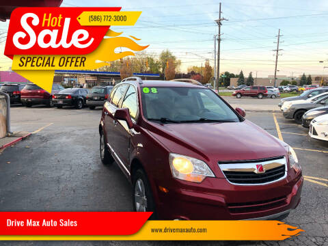2008 Saturn Vue for sale at Drive Max Auto Sales in Warren MI