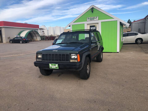 1994 Jeep Cherokee for sale at Independent Auto in Belle Fourche SD