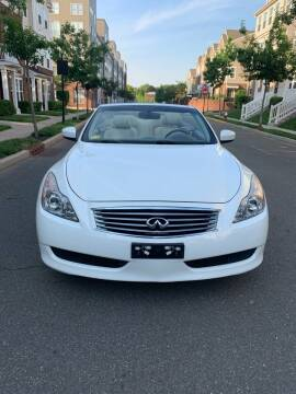 2010 Infiniti G37 Convertible for sale at Pak1 Trading LLC in South Hackensack NJ