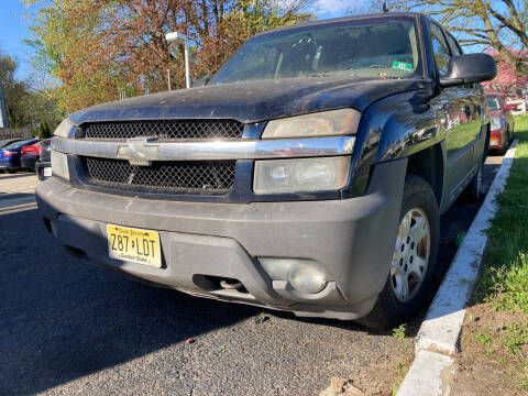 2006 Chevrolet Avalanche for sale at Michaels Used Cars Inc. in East Lansdowne PA