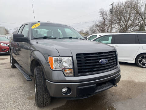 2014 Ford F-150 for sale at Unique Auto Group in Indianapolis IN