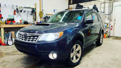 2011 Subaru Forester for sale at Unique LA Motor Sales LLC in Byrnes Mill MO