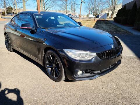 2014 BMW 4 Series for sale at International Motor Group LLC in Hasbrouck Heights NJ