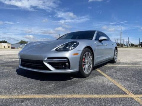 2017 Porsche Panamera for sale at FDS Luxury Auto in San Antonio TX