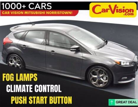 2017 Ford Focus for sale at Car Vision Buying Center in Norristown PA