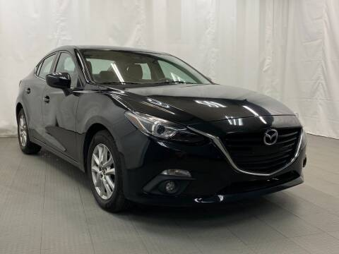 2016 Mazda MAZDA3 for sale at Direct Auto Sales in Philadelphia PA