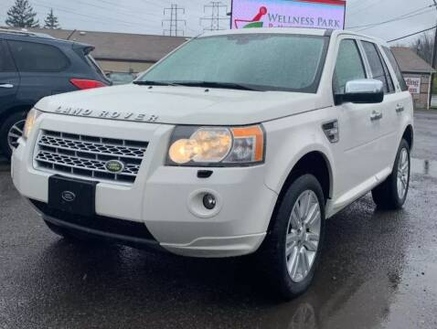 2009 Land Rover LR2 for sale at Kingz Auto Sales in Avenel NJ