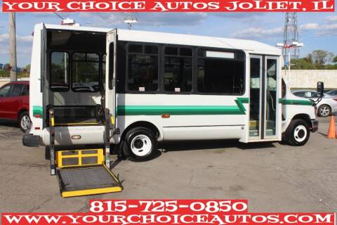 2014 Ford E-Series Chassis for sale at Your Choice Autos - Joliet in Joliet IL