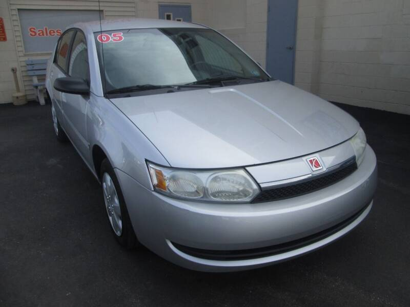 2004 Saturn Ion for sale at Small Town Auto Sales in Hazleton PA