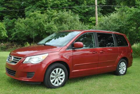 2014 Volkswagen Routan for sale at Or Best Offer Motorsports in Columbus OH