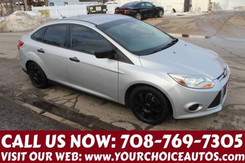 2014 Ford Focus for sale at Your Choice Autos in Posen IL