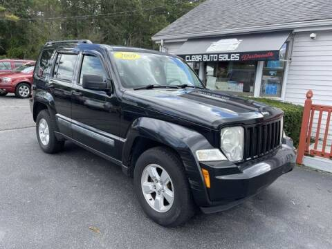 2009 Jeep Liberty for sale at Clear Auto Sales in Dartmouth MA