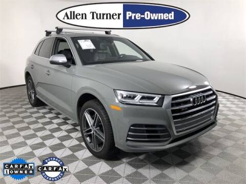 2020 Audi SQ5 for sale at Allen Turner Hyundai in Pensacola FL