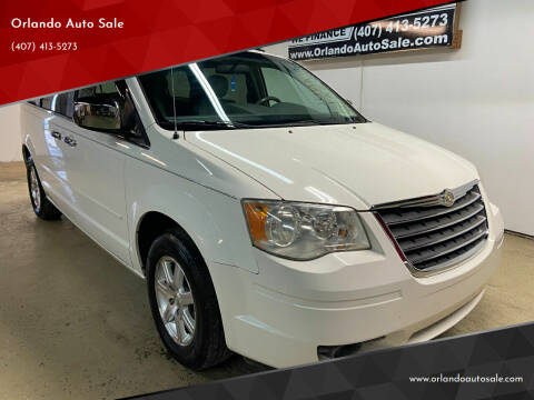 2008 Chrysler Town and Country for sale at Orlando Auto Sale in Orlando FL
