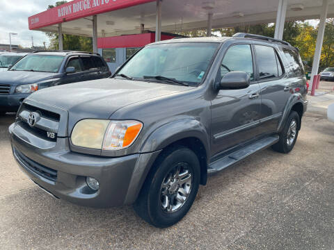 2007 Toyota Sequoia for sale at Baton Rouge Auto Sales in Baton Rouge LA