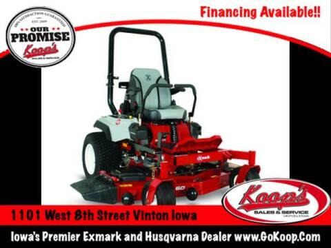 2021 Exmark Radius S-Series for sale at Koop's Sales and Service in Vinton IA