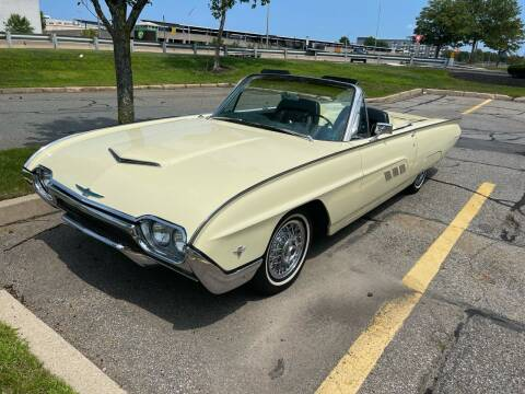 1963 Ford Thunderbird for sale at MEE Enterprises Inc in Milford MA