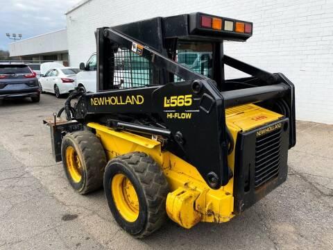 2014 New Holland LX565