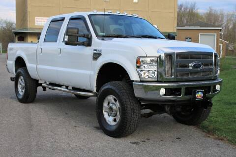 2010 Ford F-350 Super Duty for sale at Great Lakes Classic Cars & Detail Shop in Hilton NY