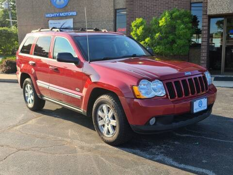 2010 Jeep Grand Cherokee for sale at Mighty Motors in Adrian MI