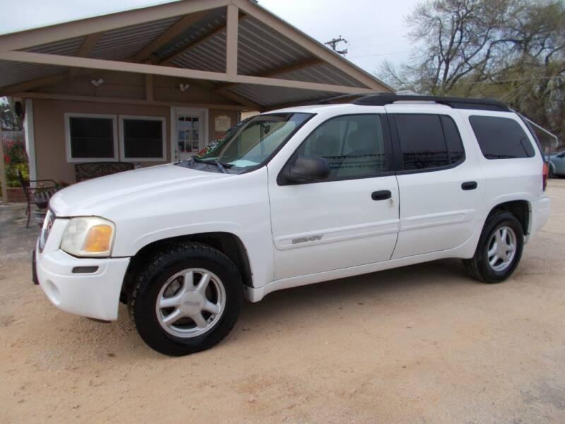 2004 GMC Envoy XL for sale at DISCOUNT AUTOS in Cibolo TX