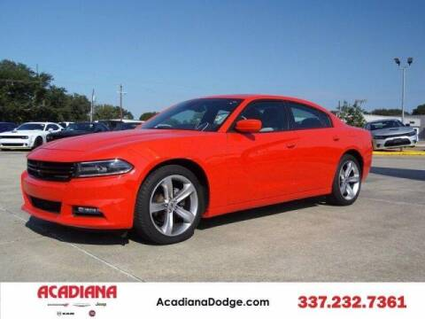 2018 Dodge Charger for sale at Acadiana Automotive Group - Acadiana DCJRF Lafayette in Lafayette LA