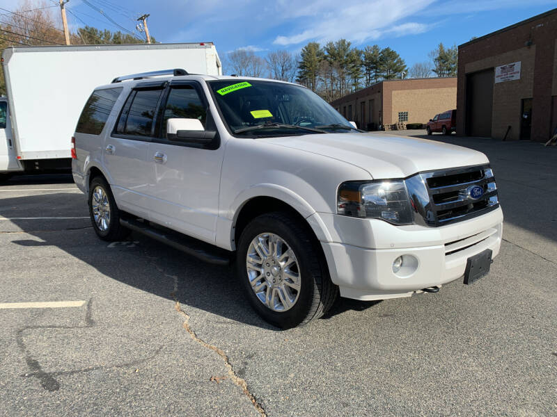 2013 Ford Expedition for sale at Ric's Auto Sales in Billerica MA