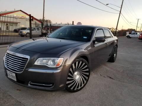2014 Chrysler 300 for sale at A & J Enterprises in Dallas TX