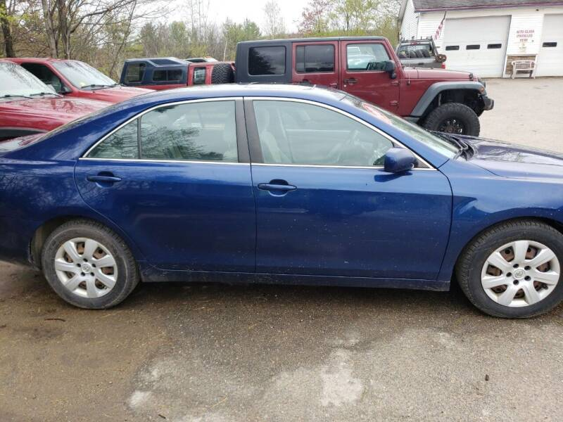 2009 Toyota Camry for sale at Winner's Circle Auto Sales in Tilton NH