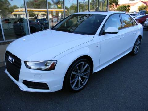 2016 Audi A4 for sale at Platinum Motorcars in Warrenton VA