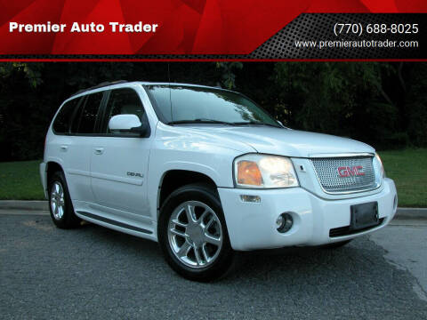 2008 GMC Envoy for sale at Premier Auto Trader in Alpharetta GA