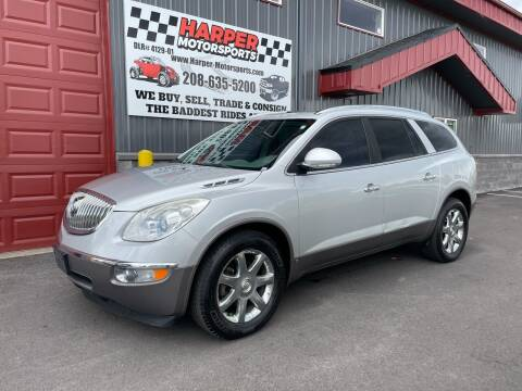 2009 Buick Enclave for sale at Harper Motorsports-Vehicles in Post Falls ID