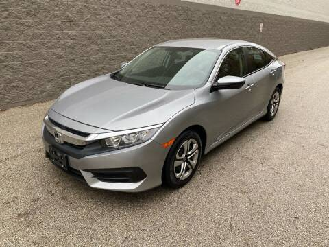 2017 Honda Civic for sale at Kars Today in Addison IL