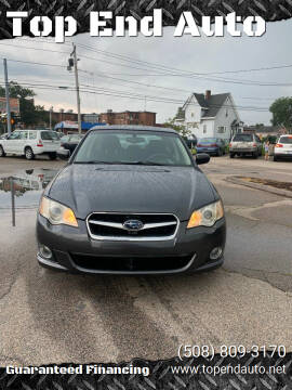 2009 Subaru Legacy for sale at Top End Auto in North Attleboro MA