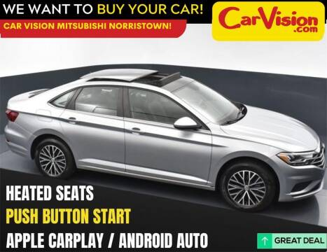 2020 Volkswagen Jetta for sale at Car Vision Mitsubishi Norristown in Norristown PA