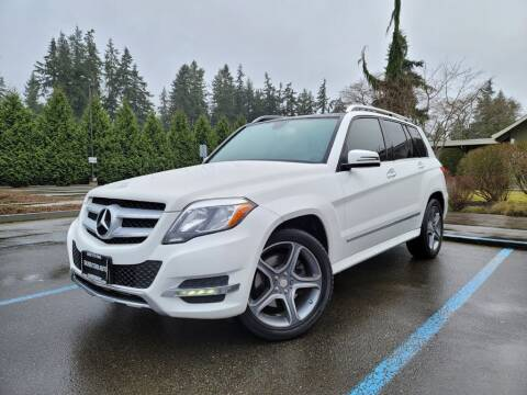 2013 Mercedes-Benz GLK for sale at Silver Star Auto in Lynnwood WA