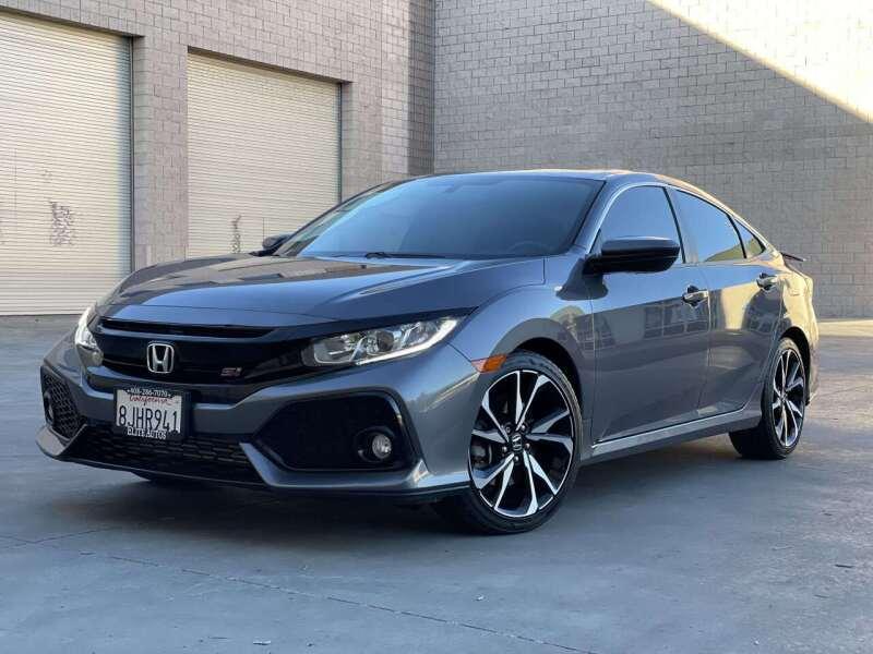 2019 Honda Civic for sale at ELITE AUTOS in San Jose CA